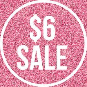 Accessories - $6 sale!!